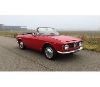 Moquette de sol pour Alfa Romeo Giulia GT Cabrio 1964-1966