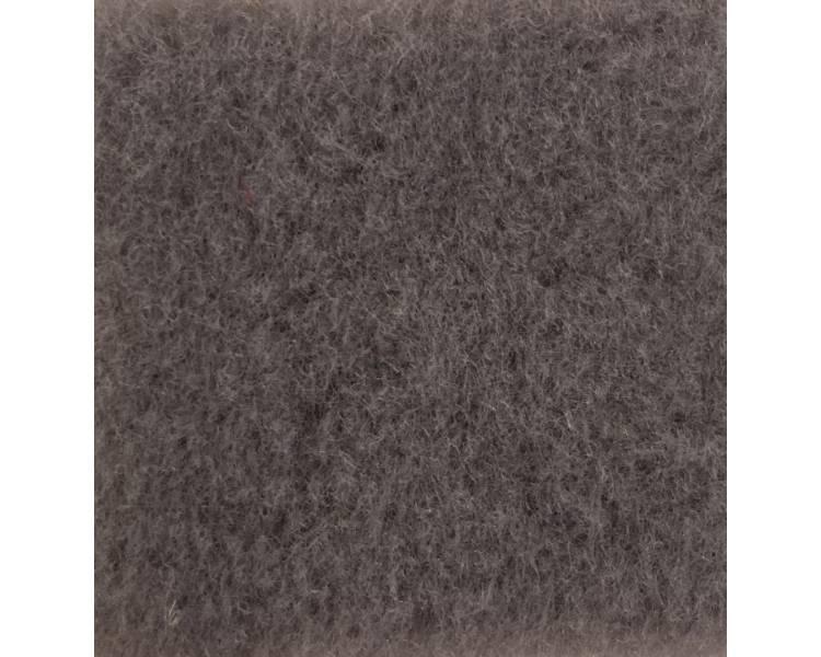 Car Carpet Silverknit Velour Classic grey