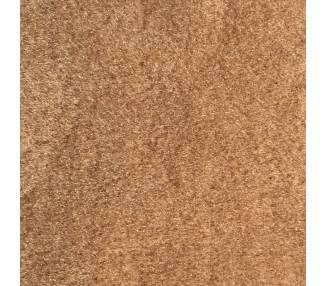 Autoteppich Strickvelour Tan