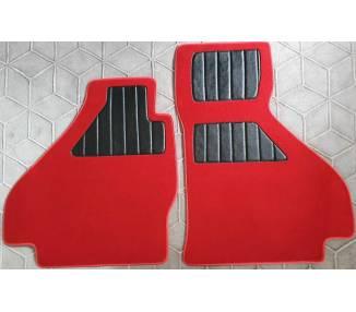 Carpet mats for Ferrari F512 TR 1991-1994 (only LHD)
