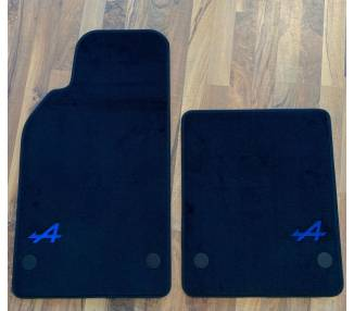 copy of Car carpet for Renault Alpine A110