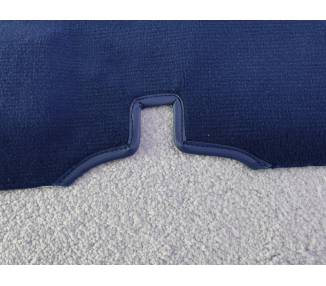 Trunk carpet for Mercedes-Benz W107 SL (R107 cabriolet) 1971–1980 (only LHD)