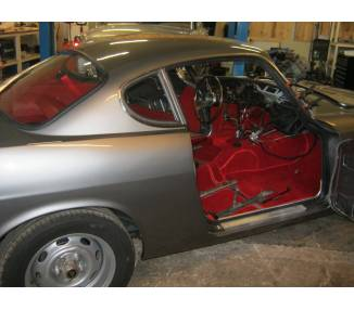 Complete interior carpet kit for Volvo P1800 S Coupé from 1963-1969 (only LHD)