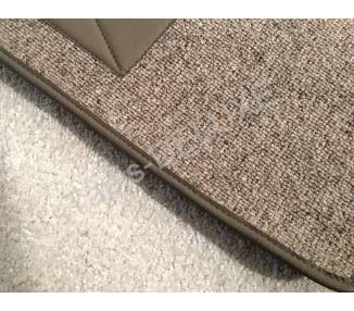 Carpet mats for Citroen ID19 and ID20 manual gearbox 1957-1969