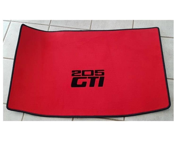 Tapis de coffre pour Peugeot 205 GTI