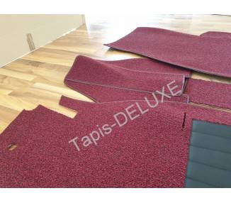Complete interior carpet kit for Ford Taunus P6 from 1966-1970 (only LHD)