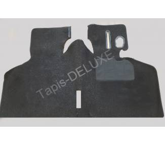 Complete interior carpet kit for VW 1500/1600 type 3 from 1961-1969 (RHD)