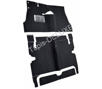Complete interior carpet kit for Cadillac Fleetwood series 60 1955-1956 (LHD & RHD)