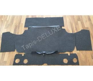 Trunk carpet for Glas 1300+1700 GT cabrio 1963-1968