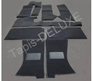 Complete interior carpet kit for Lotus Elan +2 1967-1974 (only LHD)