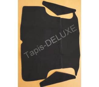 Trunk carpet for Triumph TR3a (only LHD)