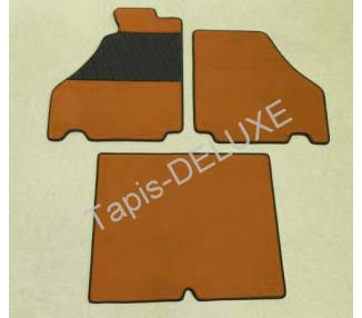 Carpet mats for Ferrari 360 Spider (only LHD)