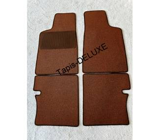 Carpet mats for Lancia Beta Coupe und Spider 1973-1985 (only LHD)