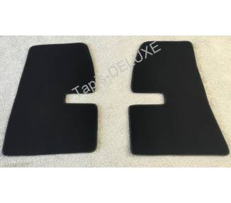 Carpet mats for MG-A Roadster 1955-1962 (only LHD)