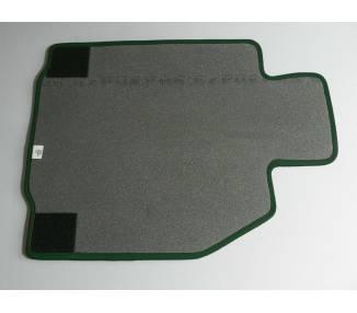 Fußmatten für Porsche Boxster 986