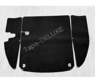 Trunk carpet kit for Jaguar XK 150 FHC DHC OTS (only LHD)
