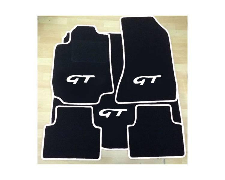 Tapis de sol et de coffre pour Alfa Romeo GT Coupe 2003 - 2010