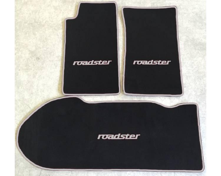 Tapis de sol et de coffre pour Mazda MX5 NA 1990-1998