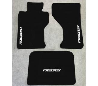 Tapis de sol et de coffre pour Mazda MX5 ND à partir de 2015