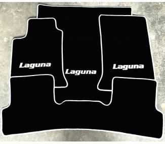 Tapis de sol et de coffre pour Renault Laguna 2 Grandtour break 2005-2007