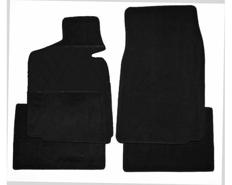 Carpet mats for BMW E9  2800CS - 3.0 CS - 3.0 CSi - 2.5 CS 1968-1975 (only LHD)