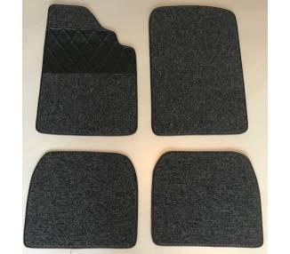 Fußmatten für BMW 1600-2,1502-1602-1802-2002- Ti- Tii 1966-1977