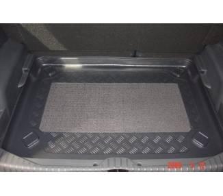 Tapis de coffre pour Citroen C3 Picasso à partir de 2009- coffre bas