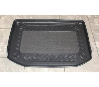 Boot mat for Citroen C3 Picasso à partir de 2009- coffre haut