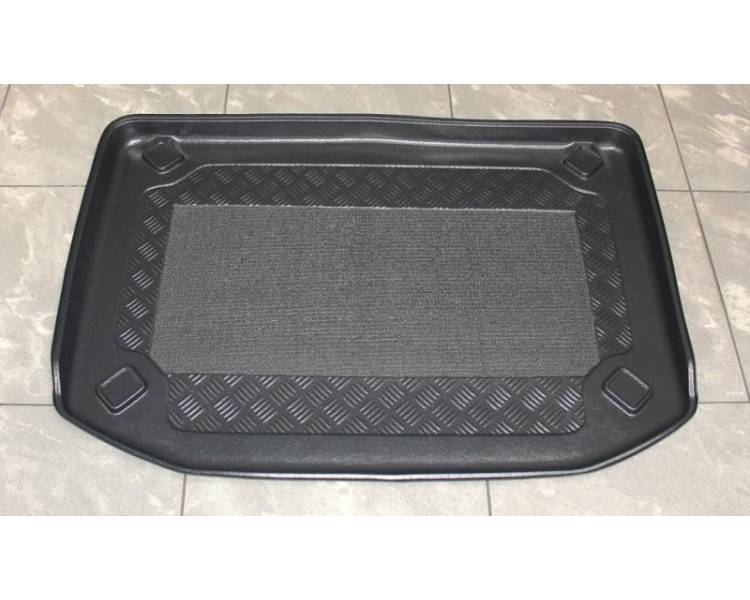 Boot mat for Citroen C3 Picasso à partir de 2009- coffre haut