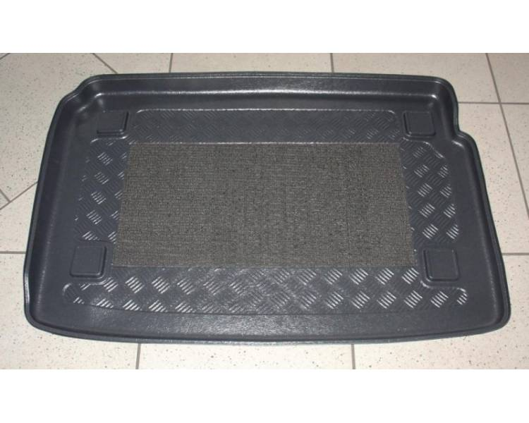 Boot mat for Citroen Nemo break 5 portes à partir de 2007-