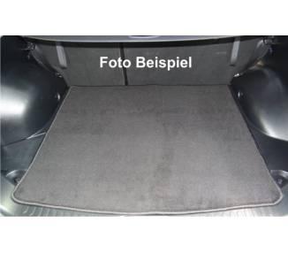 Boot mat for Nissan Micra K 12 du 01/2003-10/2010