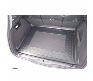 Boot mat for Citroen C4 Picasso II Monospace à partir de 2013- pour coffre en position haute