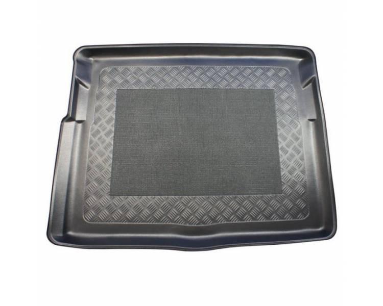 Boot mat for Citroen C4 Picasso II Monospace à partir de 2013- coffre en position basse