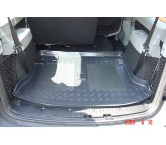 Boot mat for Dacia Logan MCV 7 places Break de 2007-2013