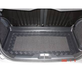 Boot mat for Fiat 500 à partir de 09/2007-