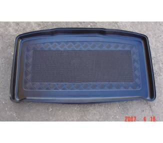 Boot mat for Fiat Panda de 2003-02/2012