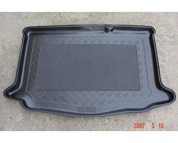 Boot mat for Fiat Punto II 5 portes de 2001-2006