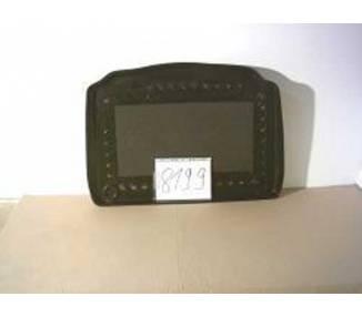 Boot mat for Fiat Stilo 5 portes à partir de 2002-