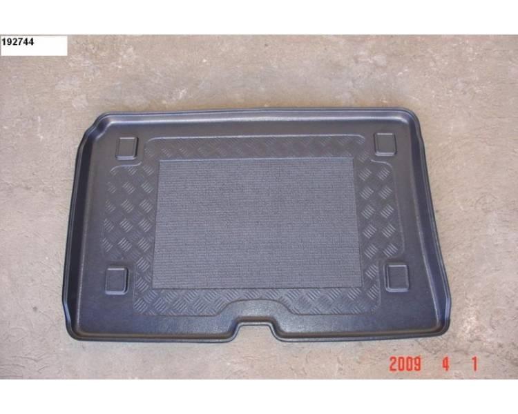 Boot mat for Fiat Qubo Berline à partir du 06/2008-