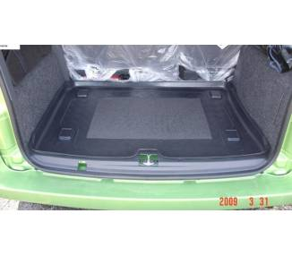 Boot mat for Fiat Qubo Berline à partir du 06/2008-