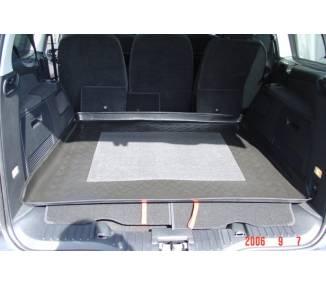 Boot mat for Ford Galaxy II à partir de 2006- la 3eme rangé repliée