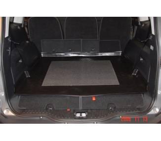 Kofferraumteppich für Ford S-Max ab Bj. 2006-2015 7-Sitzer/3.Reihe eingeklappt
