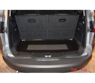 Kofferraumteppich für Ford S-Max ab Baujahr 2006-2015 7-Sitzer/3.Reihe ausgeklappt