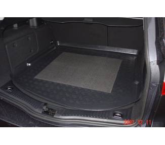 Tapis de coffre pour Ford Mondeo IV Turnier à partir 2007- avec petite roue de secours ou kit de reparation