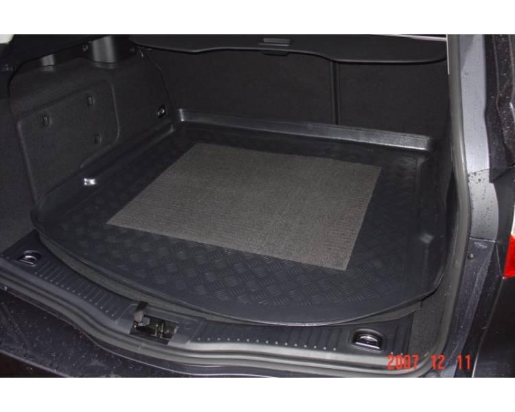 Boot mat for Ford Mondeo IV Turnier à partir 2007- avec petite roue de secours ou kit de reparation