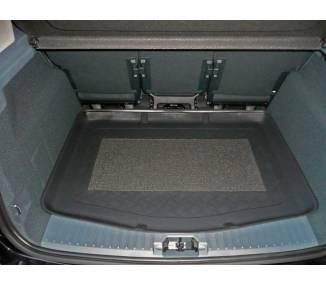 Tapis de coffre pour Ford C-MAX à partir du 11/2010- avec roue de secours