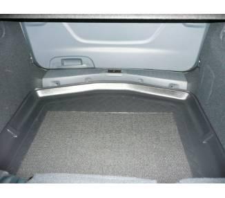Tapis de coffre pour Ford C-MAX à partir du 11/2010- avec petite roue de secours ou kit de reparation