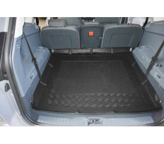 Boot mat for Ford Grand C-MAX 7 places à partir du 11/2010-