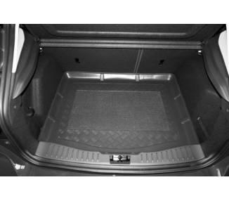 Boot mat for Ford Focus III à partir du 03/2011- modele avec kit de reparation ou petite roue de secours