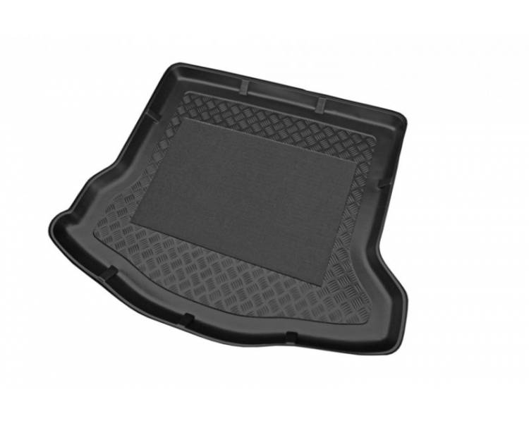 Boot mat for Ford Focus III 4 portes à partir du 05/2011- modele à coffre